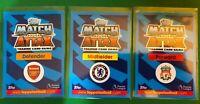 Match Attax 2017/18 Base Cards 181-360