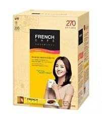 Namyang French Cafe Coffee Mix Love Body Project Instant Coffee 270Sticks X1Pack
