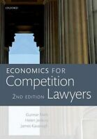 Economics for Competition Lawyers by Niels, Gunnar|Jenkins, Helen|Kavanagh, Jame