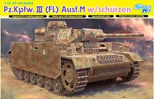 Dragon 1:35 6776: Pz.Kpfw.III (FL) Ausf.M mit Schürzen