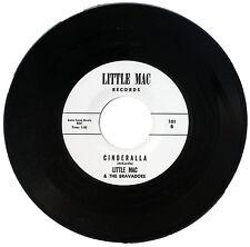 """LITTLE MAC & THE UNTOUCHABLES  """"CINDERELLA""""     60's GARAGE    LISTEN!"""