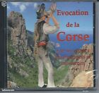 CD Evocation de la Corse Chants Traditionnels NEUF