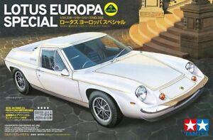 Tamiya 24358 1/24 Scale Plastic Model Sports Car Kit Lotus Europa Special 1972