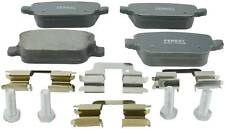 Pad Kit Disc Brake Rear - Kit Febest 2101-CA2R OEM 1566234