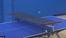 New listing Table tennis serve trainer --TT-Serve