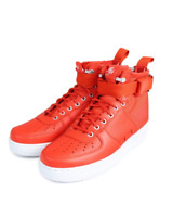 Nike SF AF1 Air Force 1 Mid Team Orange 917753 800 Men's Sizes 8.5-12