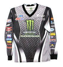 Monster Energy AMA Supercross FIM World Championship Graphic Tee Shirt Men M