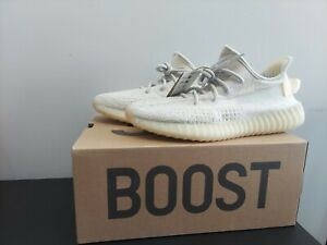 Adidas Yeezy Boost 350 V2 Light Size 10.5 SHIPS NOW!! **5⭐Seller!!🔥🔥