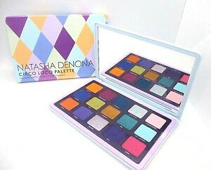 Natasha Denona Circo Loco 15 Pcs Eyeshadow Palette ~