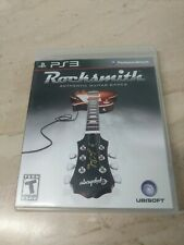 Rocksmith PlayStation 3 PS3 Ubisoft