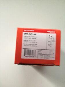 Legrand WattStopper WS-301-W PIR Wall Switch Sensor White