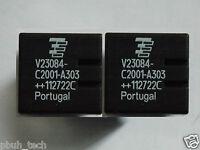 2 Pcs BMW GM5 Central Locking Module Relays TYCO V23084 C2001 A303 Genuine!!