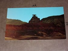 Leinwandbild Mexican Hat Utah Balanced Rock Sombrero Highway 47 Hanson free ship