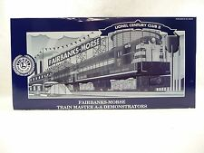 LIONEL 6-18340 Century Club II Fairbanks and Morse Trainmaster Demo AA NIB