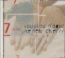 Youssou N'Dour 7 seconds (1994, & Neneh Cherry) [Maxi-CD]