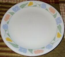 "Lot 14 Retired Corelle ""FRIENDSHIP"" Dinner Bread Butter Plates Soup Fruit Bowls"