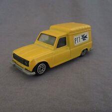 614E Norev Jet Car 867 Renault R4 Fourgonnette PTT 1:43