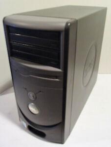 Dell Dimension 3000 Desktop PC (Intel Pentium 4 3.00GHz 512MB 80GB Win 7 Pro)