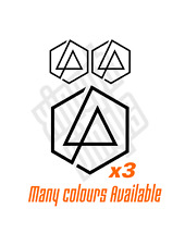 3 Linkin Park vinyl sticker decal cd car tshirt One More Light (window optional)
