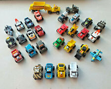 Lot Road Champs 1987 (like Micro Machines) Vintage cars truck plane roadchamps