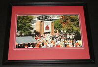 Clemson Frank Howard Field Memorial Stadium Framed 11x14 Photo Display