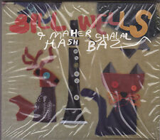 Bill Wells And Maher Shalal Hash Baz - Gok - CD (GEO33CD Geographic E.U.)