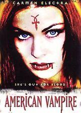 American Vampire (DVD, 2006)