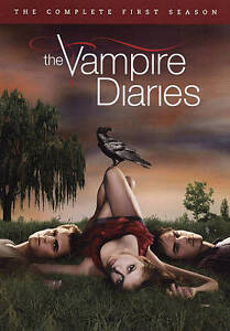 The Vampire Diaries: The Complete First Season DVD
