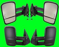 2003 2004 2005 Chevrolet Silverado 1500 2500 HD LH/RH Side Mirror Pair W/Signal