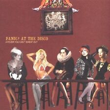 A Fever You Can't Sweat Out Panic! At The Disco Audio CD