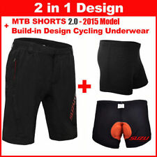 Water Resistant Cycling Shorts