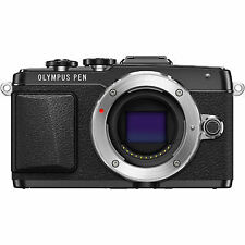 Olympus Black Digital Cameras