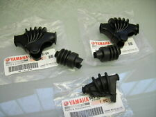 5x ORIGINAL YAMAHA BRAKE CLUTCH DECOMPRESSION CABLE SCREW DUST COVER BOOT XT 500