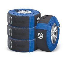 """Original Volkswagen VW Reifentasche 4er Set - für Räder bis 18"""" ** 000073900"""