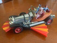 Vintage Corgi Chitty Chitty Bang Bang Car w/ Pop Out Wings Original & 3 People