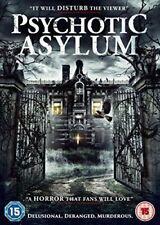 PSYCHOTIC ASYLUM - DVD **NEW SEALED** FREE POST**