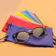 1Pc Reading Sunglasses Mp3 Bag Pouch Soft Cloth Cleaning Optical Glasses Case