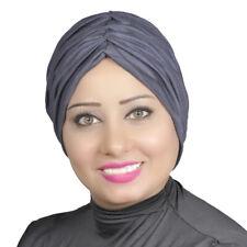 Turban women Muslim Head Hijab Turban Wrap Cover Cancer Chemo Cap Hats