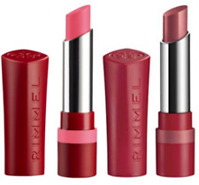 RIMMEL THE ONLY 1 MATTE LIPSTICK  PINK PURPLE CORAL ( RED CASE )   * CHOOSE *