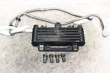 1995 TRIUMPH DAYTONA 900 SUPER III ENGINE MOTOR OIL COOLER W/ HOSES - *NICE*