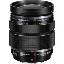Olympus M.Zuiko 12-40mm F/2.8 Aspherical AF ED Lens- Olympus Authorized Dealer