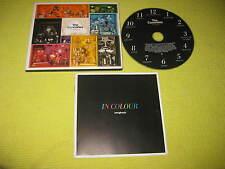 The Concretes In Colour 2008 CD Album Digipak Version Pop Indie Rock