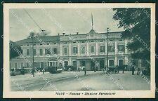 Vicenza Città Stazione cartolina QT4561