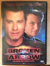 Roto Arrow DVD 1996 Acción Película de Cine Francés Liberación