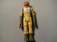 """Vintage Star Wars 3.75"""" Bossk Bounty Hunter 1980 Action Figure"""