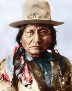 Sitting Bull Photo 10 x 12