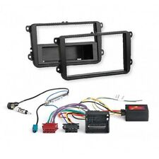 VW Amarok, Beetle, Eos, radio del coche Kit de integracion radio diafragma + Can-Bus Radio Adaptador