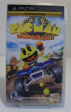 Pacman RALLY SONY PSP NUOVO & OVP FACTORY SEALED