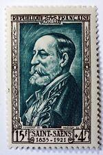 Frankreich Prominente Briefmarke Neu n°932 MNH Camlle De Saint Saens B4