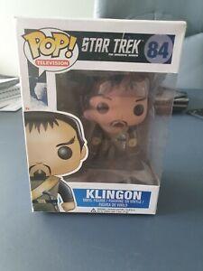 Funko Star Trek TOS Klingon Pop Vinyl Figure